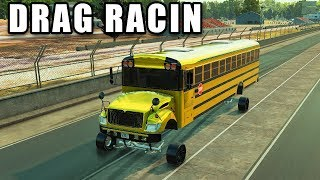2000hp SUPERCHARGED SCHOOL BUS | Car Mechanic Simulator 2018