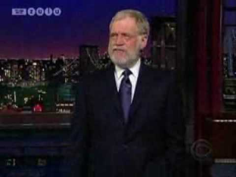 Late Show: Letterman is back!