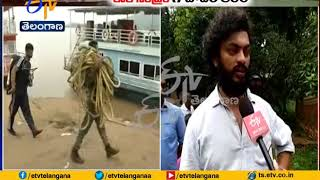 Boat Accident in Godavari River | NDRF, SDRF Participating | in Rescue Operations