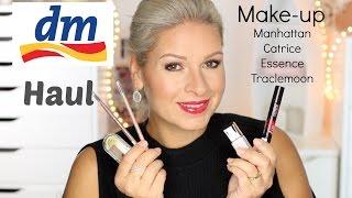 DM Haul - Make up / Tiu, Manhattan, Catrice, Essence, Traclemoon / Mamacobeauty