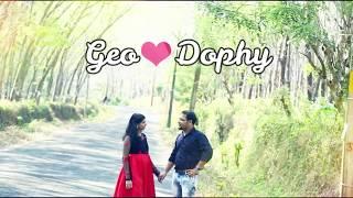 Celebrating our 1st wedding anniversary Geo & Dophy