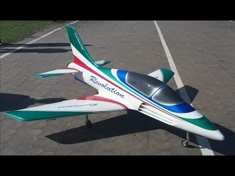 Revolution turbine sport jet