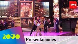 Camila Benavides bailó el tema