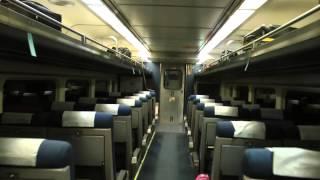 tour of Amtrak Missouri River Runner Train # 316