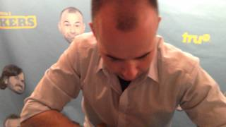 Video Meeting Murr and Joe from Impractical Jokers at the Impractical Museum at San Diego Comic Con download MP3, 3GP, MP4, WEBM, AVI, FLV Juni 2018