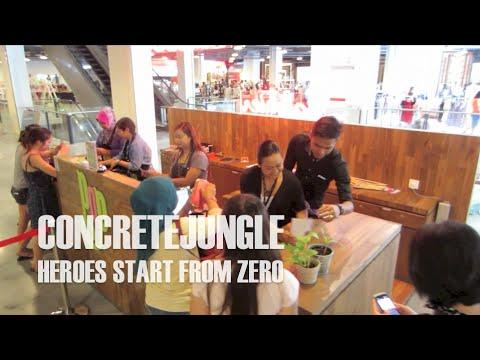 ConcreteJungle #50 : Kulimkia