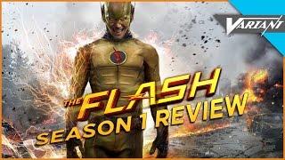 One Shot: Flash Season 1 Review!