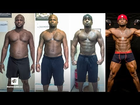 Vernon Dropped 50 Pounds In Less Than A Year At Age 32 | The Spark Transformation Story