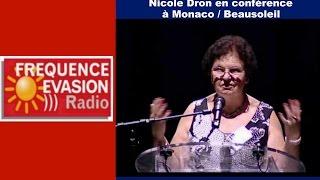 TÉMOIGNAGE  NDE - Conférence de Nicole Dron sur Fréquence Evasion.