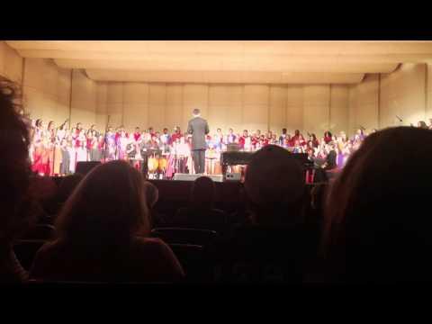 Let the River Run - Carly Simon/arr. Craig Johnson Kan. All County Chorus directed byJeffrey Benson