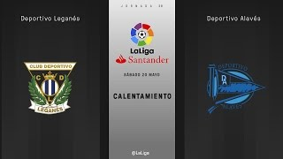 Video Gol Pertandingan Leganes vs Deportivo Alaves