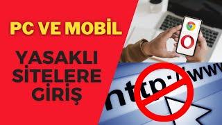 2021 YASAKLI ENGELLİ SİTELERE GİRİŞ ÜCRETSİZ VPN | Opera, Chrome, Telefonla Yasakli Sitelere Girme screenshot 2
