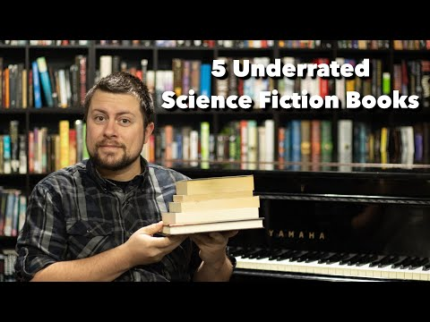 5 Underrated Science Fiction Books