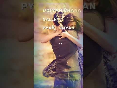 SAKHIYAN LYRICS STATUS – Maninder Buttar | Punjabi Song