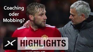 Mourinho vs Luke Shaw: Coaching oder Mobbing? | Premier League | Jose Mourinho | Man United | SPOX