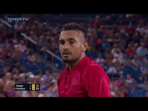 Nick Kyrgios: Stunning 2017 Highlight Reel