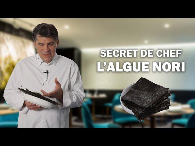 LES ALGUES NORI by Gaël Orieux