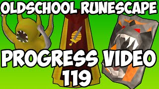 oldschool runescape 99 attack omfg kbd loot   2007 servers progress ep 119