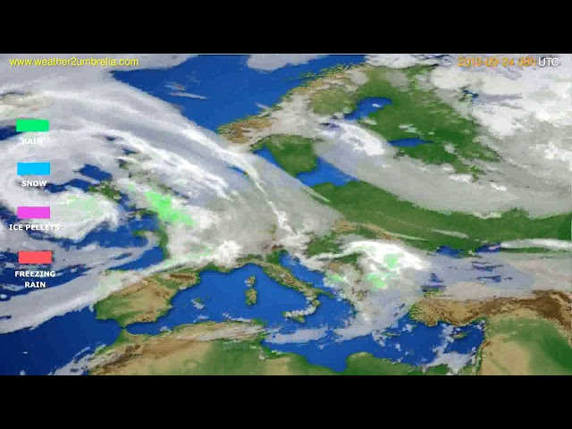 <span class='as_h2'><a href='https://webtv.eklogika.gr/' target='_blank' title='Precipitation forecast Europe // modelrun: 12h UTC 2019-09-22'>Precipitation forecast Europe // modelrun: 12h UTC 2019-09-22</a></span>