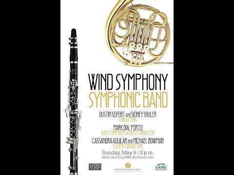ENMU Wind Symphony & Symphonic Band