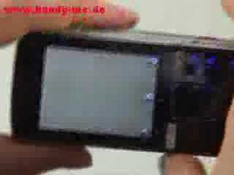 Sony-Ericsson K850i Kamera