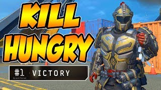 CoD BLACKOUT | THiRD PARTYiNG TURNED iNTO KiLLiNG THEM ALL (HiGH KiLL WiN)