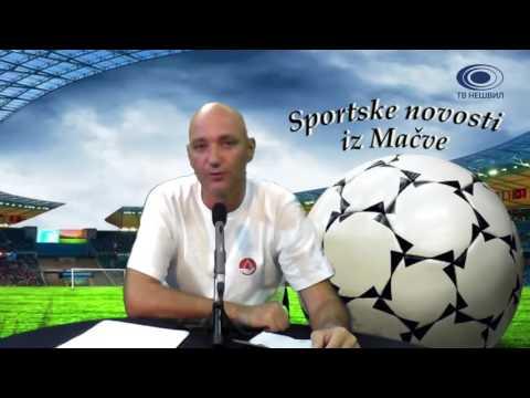 Sportske novosti iz Mačve-Radio Nešvil 22.08.2016