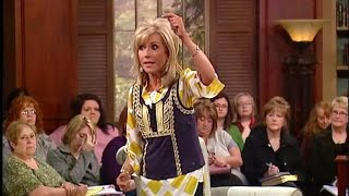 Beth Moore: The Hand of God (James Robison / LIFE Today)