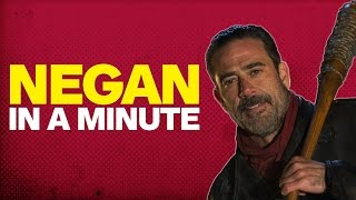 Who Is The Walking Dead's Negan (in a Minute)?