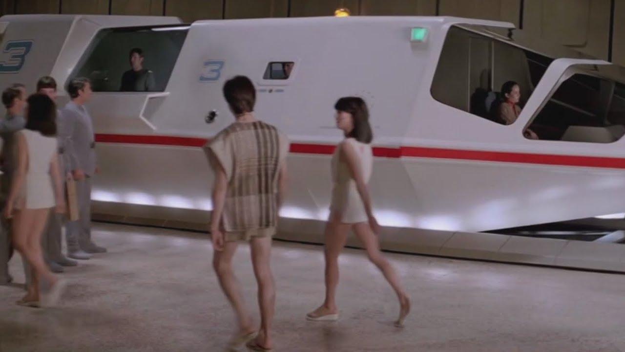 Download Public Transportation Methods on Earth in Star Trek Picard / TNG / DS9 / Enterprise / Voyager / STD