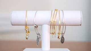 Stackable Bracelets with a Meaning | Alex And Ani | Spree
