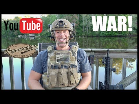 My Take On The Current Youtube Gun Channel War