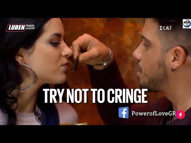 Power of Love: Try not to Cringe Challenge | Luben TV