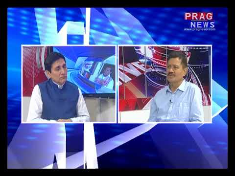 Xakhyat | ULFA general secretary Anup Chetia with Ajit Kumar Bhuyan