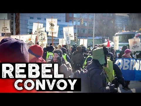 United We Roll Convoy: Carleton student union uses public funds to protest pipelines