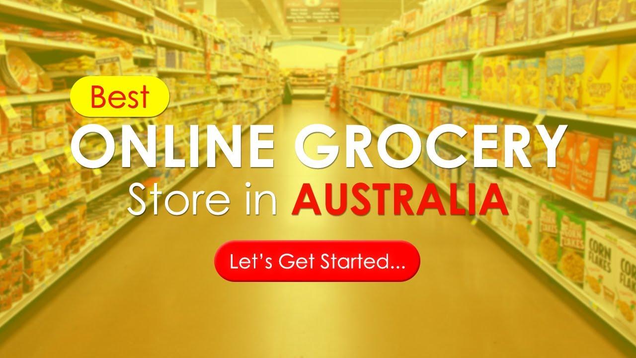 Best Online Grocery Store in Australia