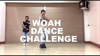 Woah Dance Challenge | Mastęrmind Choreography