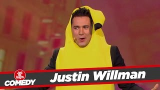 Justin Willman Stand Up - 2012