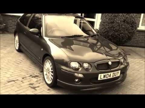 MG ZR - My First Car