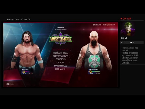 WWE 2K19 Million Dollar Challenge Attempt 2