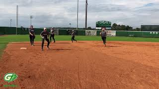 GGC Softball: Clock Slot