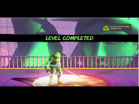 Teenage Mutant Ninja Turtles: Turtles in Time Re-Shelled I Will Survive Trophy/Achievement Guide