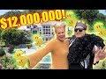$12 MILLION LUXURY HOUSE TOUR