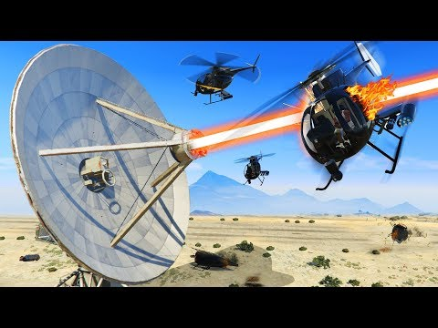 THE MOST POWERFUL HEIST WEAPON! (GTA 5 DLC)