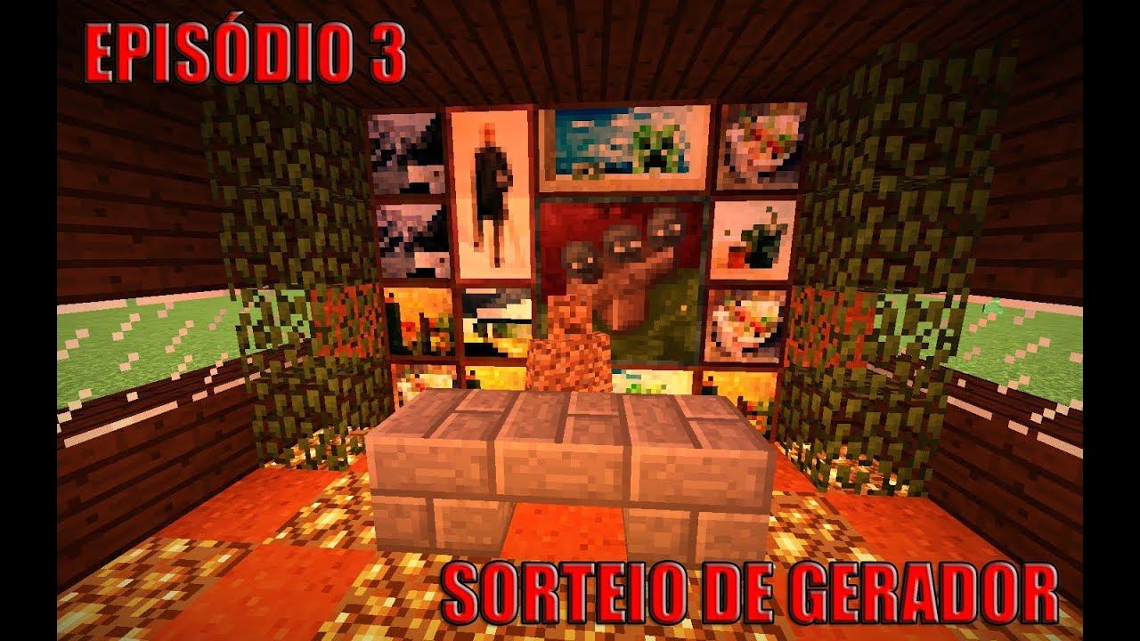 ⭐Minecraft : Sorteio de gerador *minecraft ufa, gift card, diamante no ff,  etc* - RankUp #3