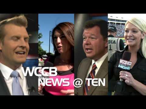 Charlotte Watches: WCCB News @ Ten