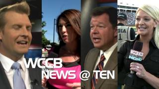 Charlotte Watches: WCCB News @ Ten