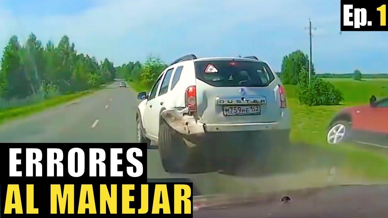 Download TOP ERRORES AL MANEJAR - (Ep. 1) - Velocidad Total