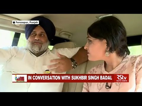 Sukhbir Singh Badal Interview | RSTV Exclusive | Lok Sabha Polls 2019