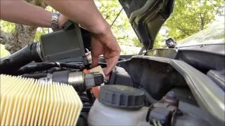 Comment changer le filtre à air sur Citroën ZX 1.8i